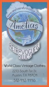 Amelia's Retro Vogue and Relics