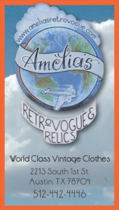 Amelia's Retro Vogue and Relics